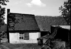 Hoeven-Bovenstraat-11.-Rear-farmhouse-with-thatched-roof-and-plastered-walls