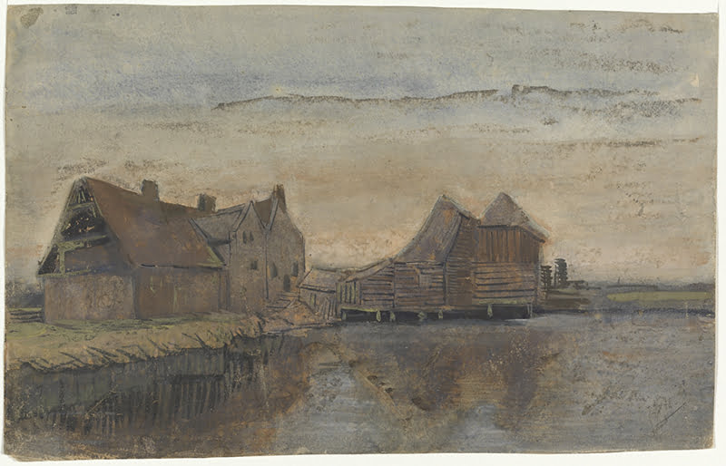 Kerssemakers-Watermill-at-Gennep-and-VvG