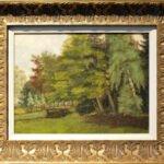 A-Kerssemakers-Landscape with Bridge - Institution/source: Museum Vincentre